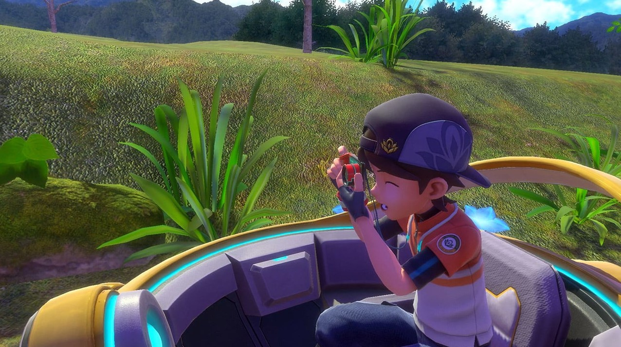 new pokemon snap gengar