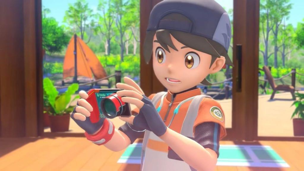 new pokemon snap high-scoring photos