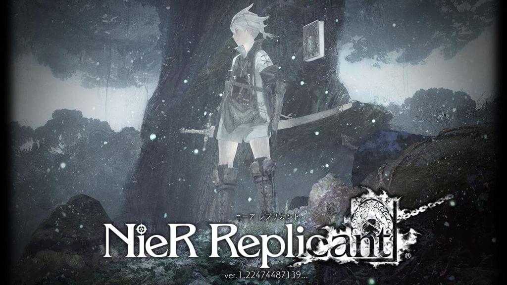 nier replicant color of lost envy
