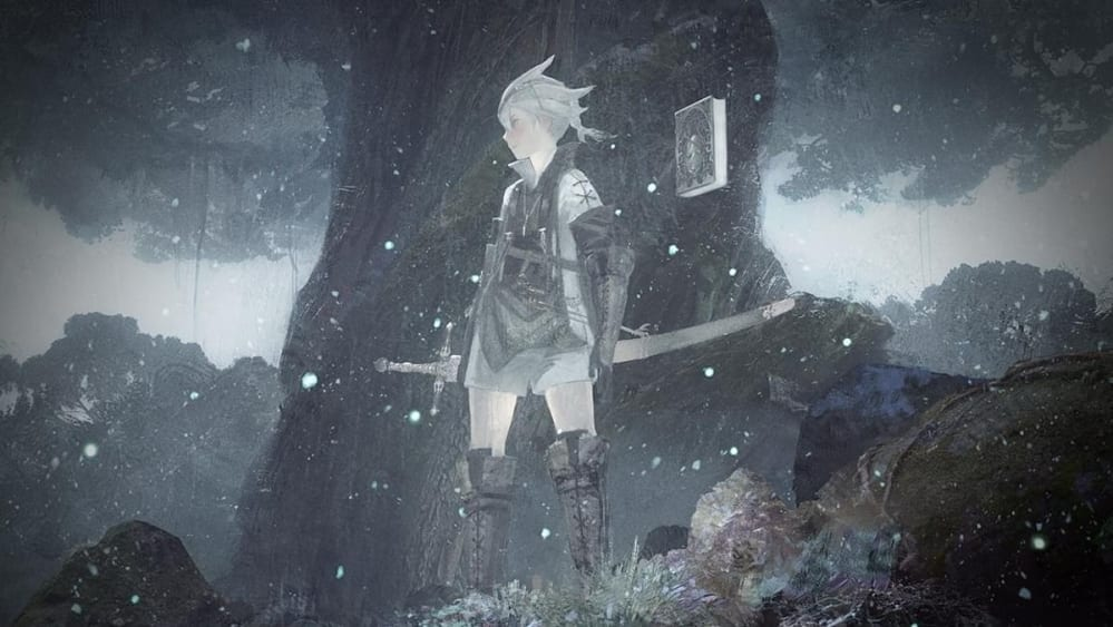 nier replicant post-game dungeon