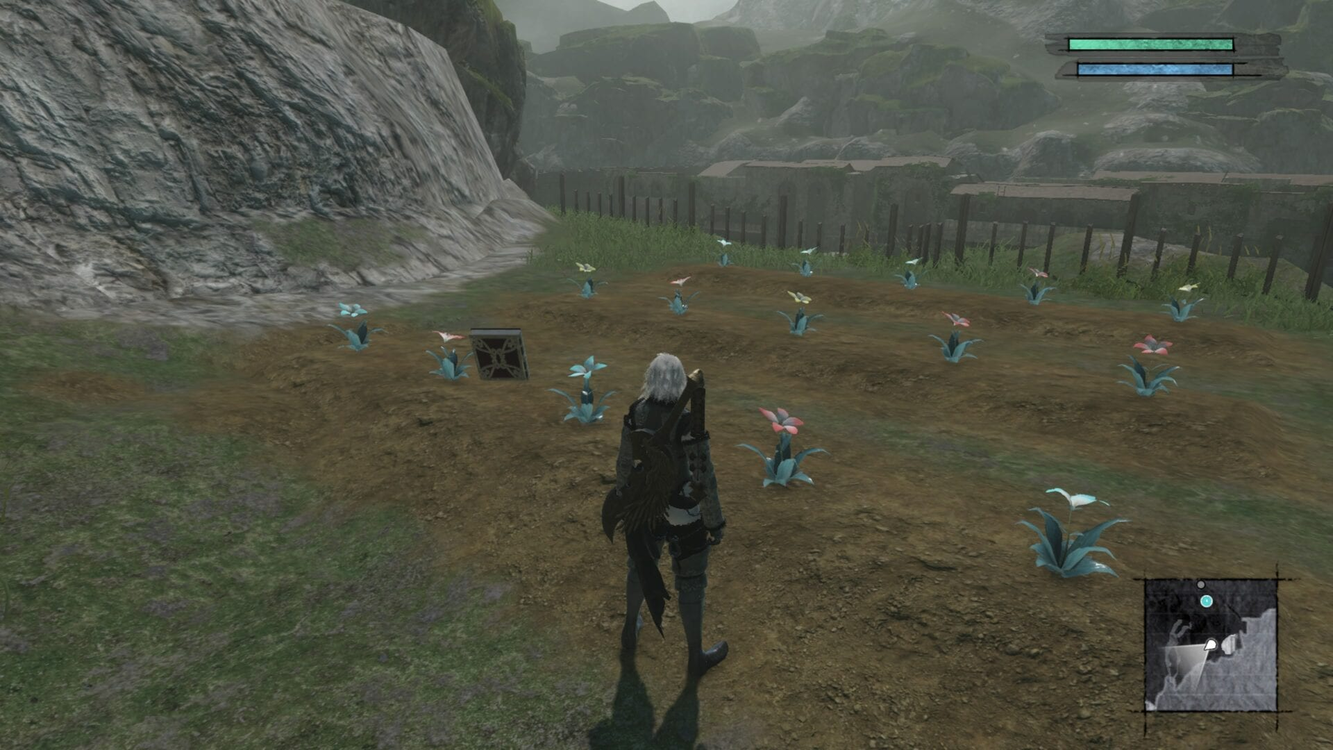 Nier Replicant Moon Flower Guide