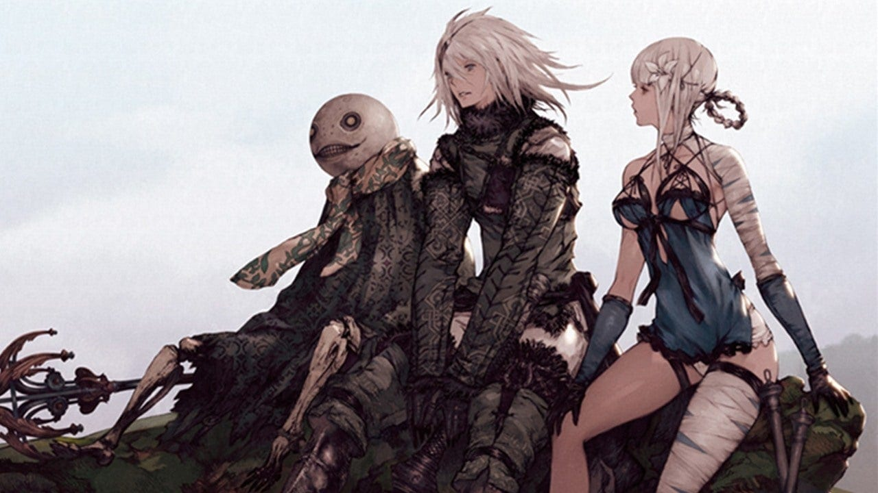 Nier Replicant Scattered Cargo Quest