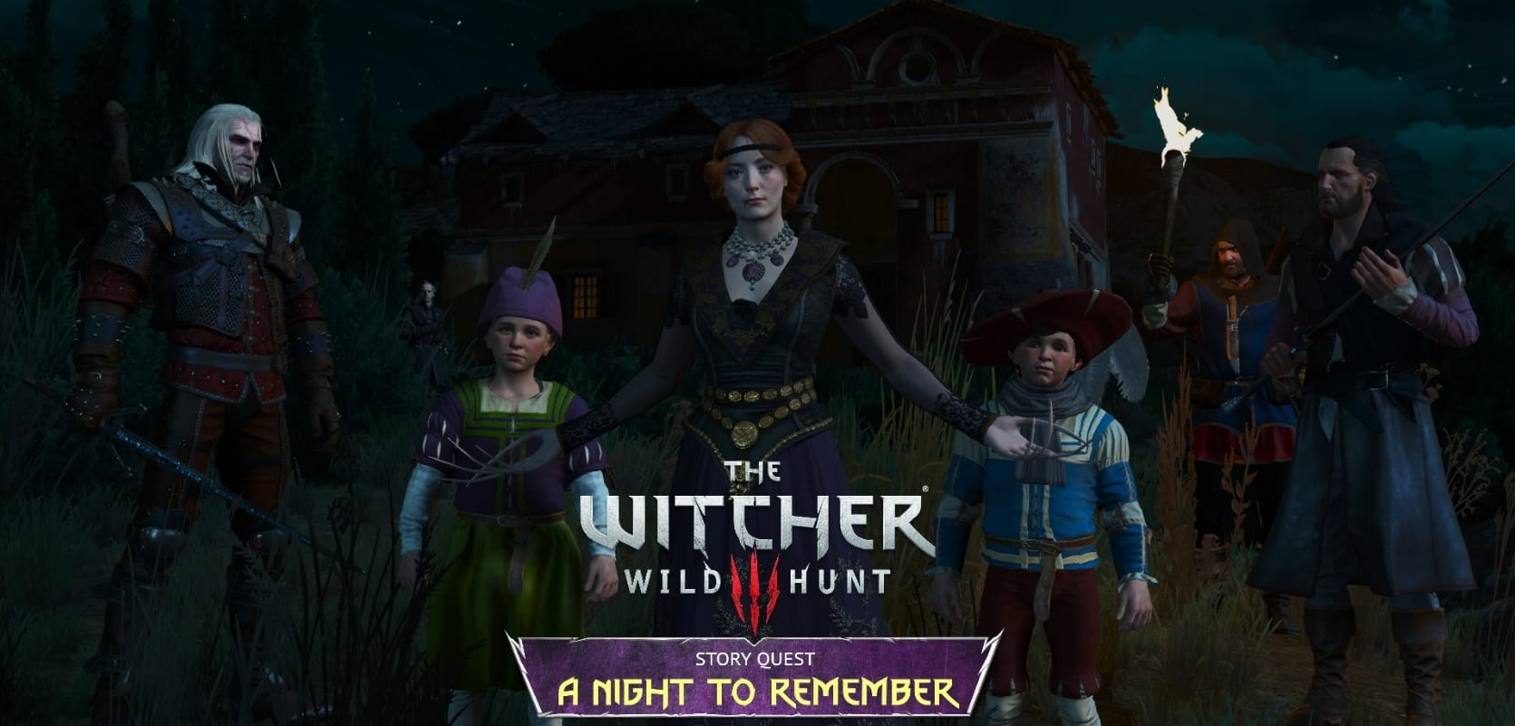 witcher, night to remember
