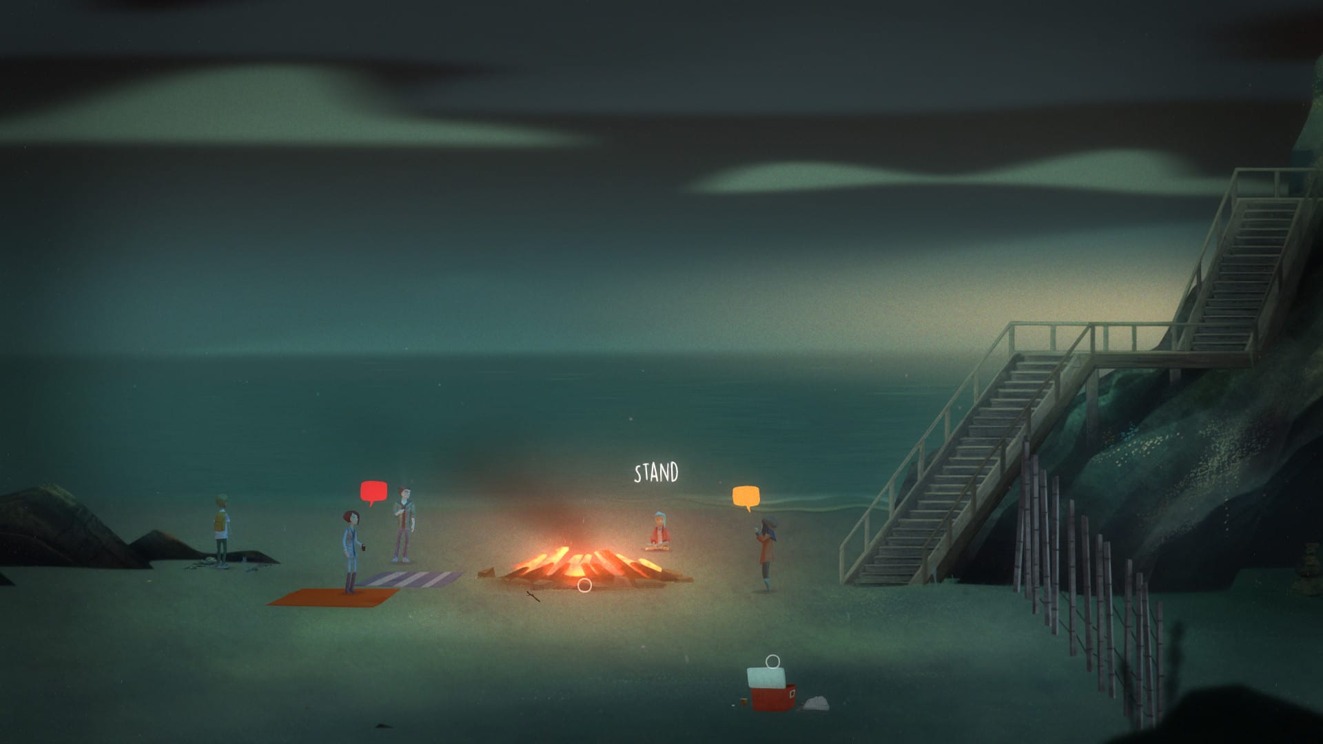 Oxenfree II officially Announced; Coming in 2021
