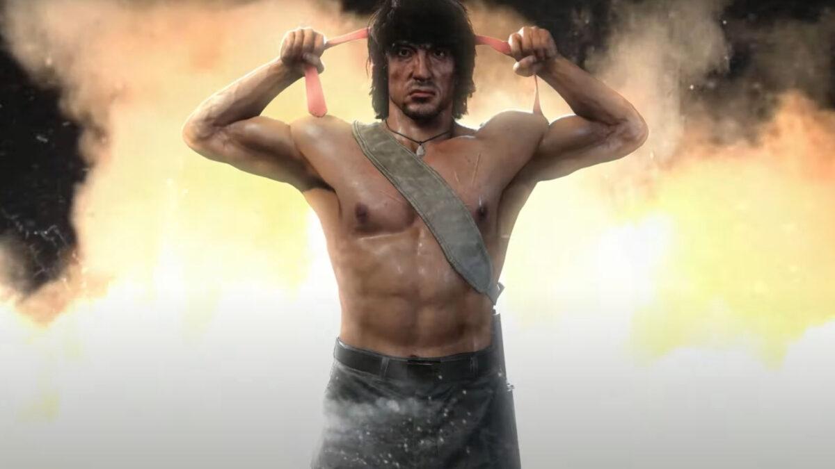 Call of Duty Rambo