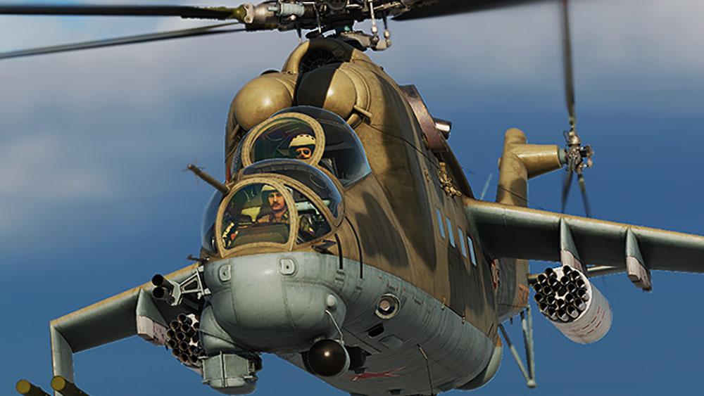 DCS Mi-24P Hind