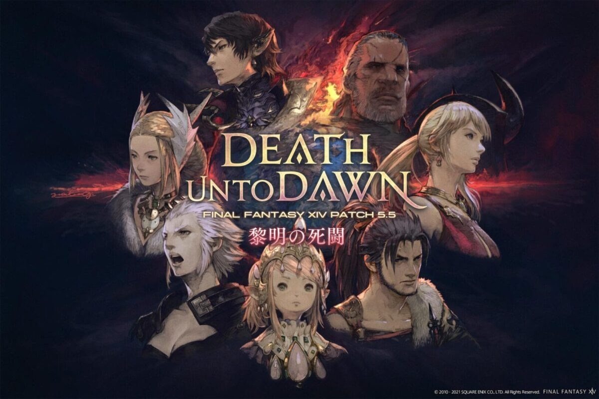 Final Fantasy XIV Death Unto Dawn
