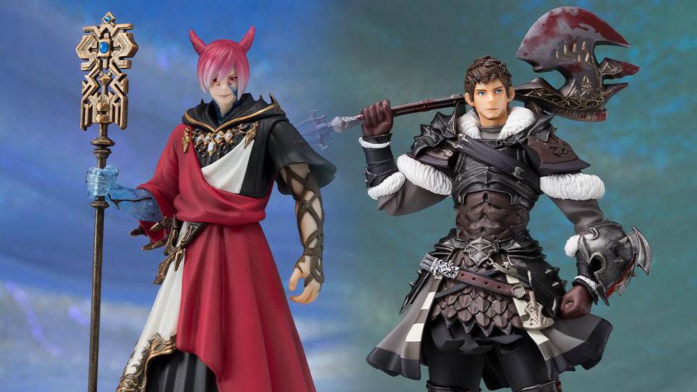 Final Fantasy XIV Figures