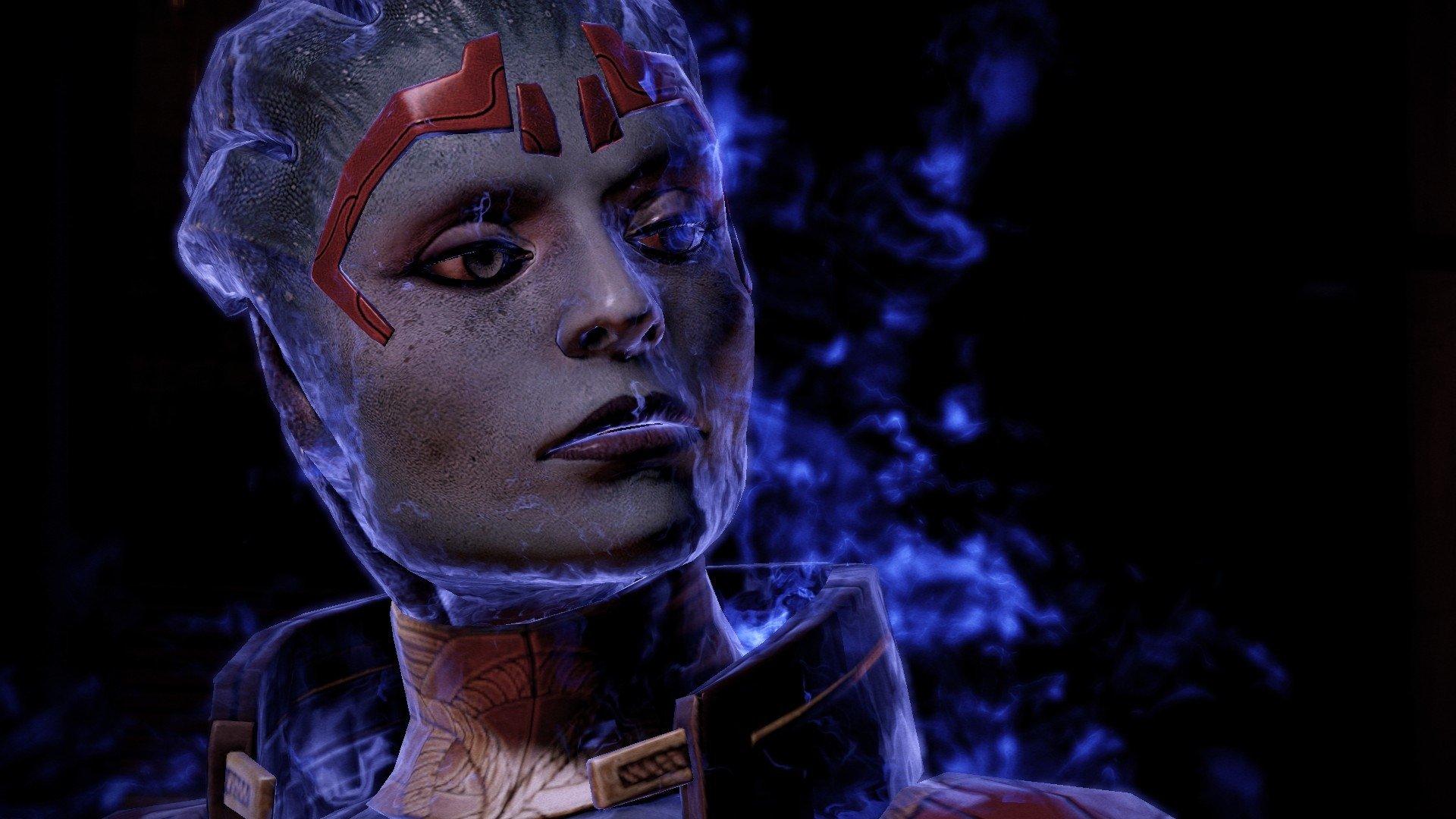 Mass Effect 3 Save Samara