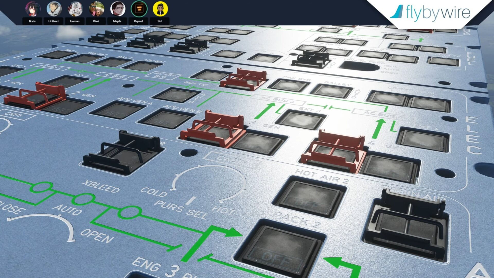 Microsoft Flight Simulator A380