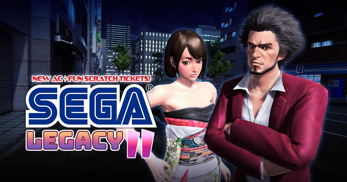 Phantasy Star Online 2 Yakuza