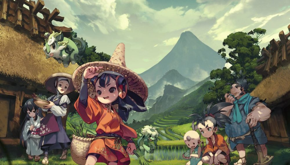 Sakuna of Rice and Ruin