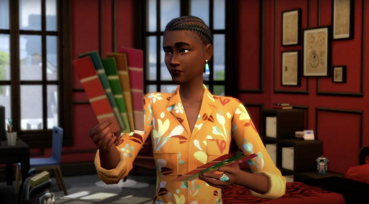 Sims 4 Dream Home Decorator