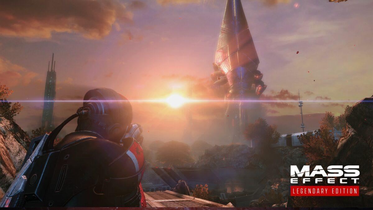 Tali or Legion Mass Effect 2