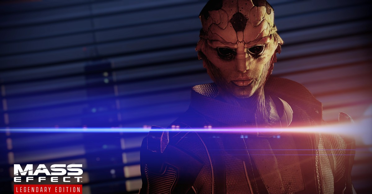 Mass Effect 3 Support Receptionist or Visitor