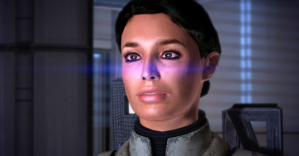 Mass Effect How to Romance Ashley