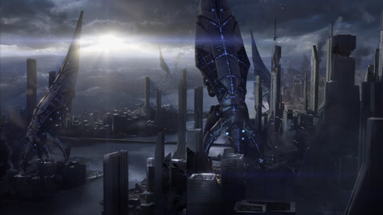 Mass Effect Who Made the Reapers