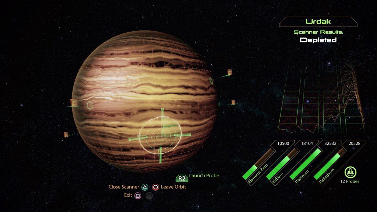 Mass Effect 2 How to Get Palladium