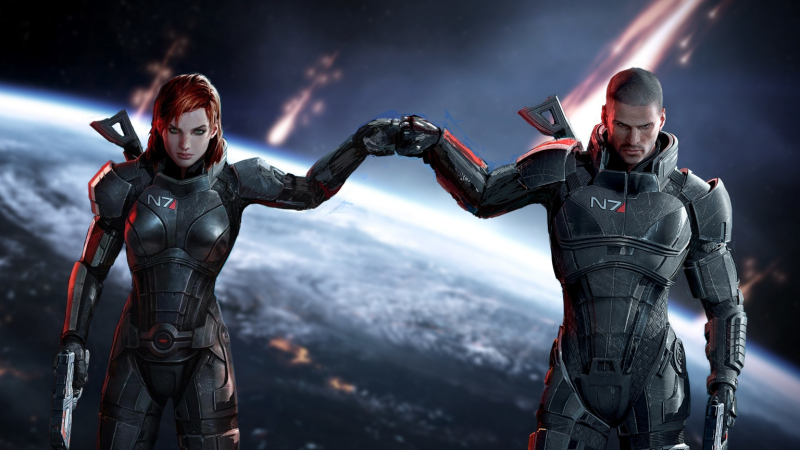 Mass Effect 3 Does Shepard Die