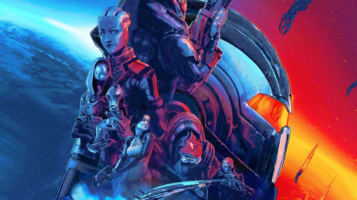 Mass Effect Who Is the Shadow Broker? Answered