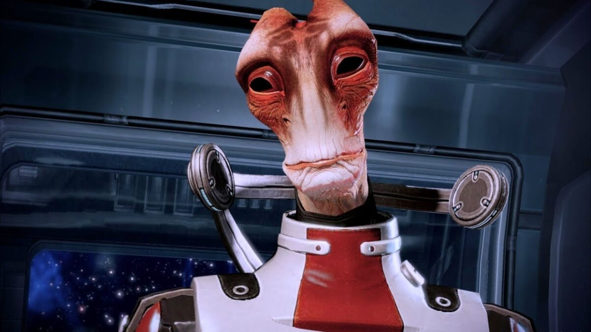 Mass Effect How to Get and Keep Mordin Loyal