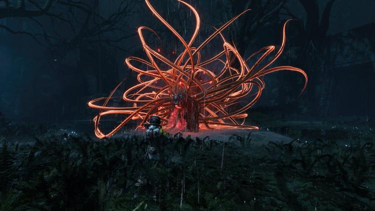 returnal walk on lava