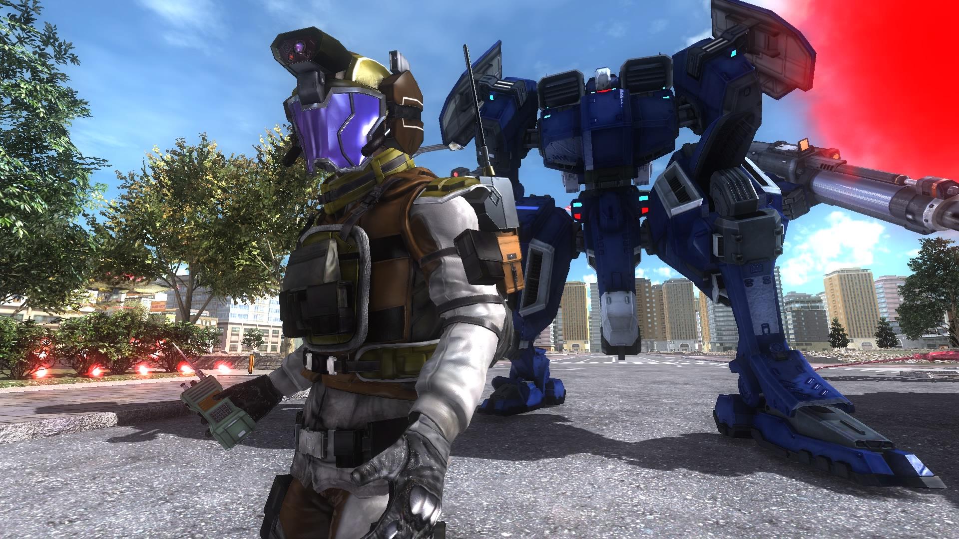 Earth Defense Force 6