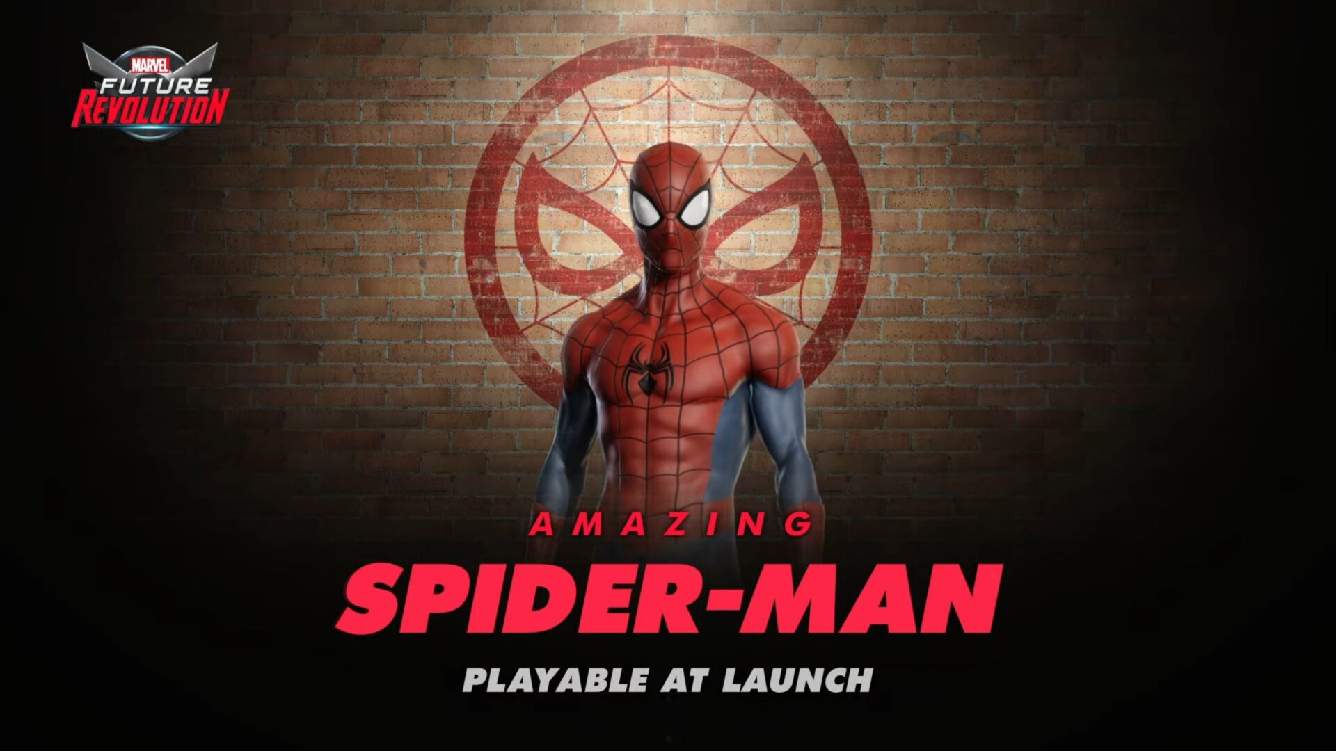 Marvel Future Revolution Spider-Man