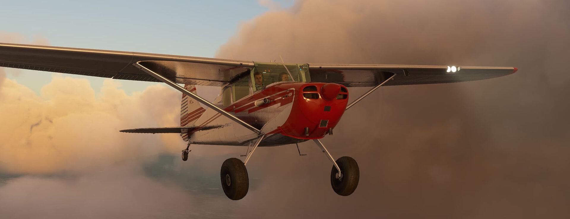 Microsoft Flight Simulator Cessna