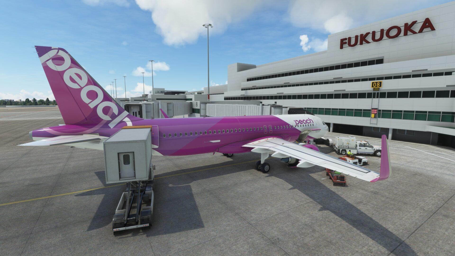 Microsoft Flight Simulator Fukuoka Review