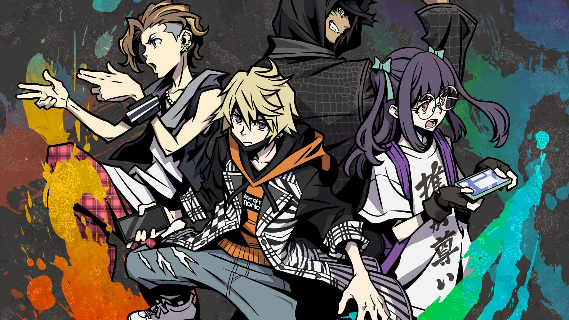Neo: The World Ends With You Art a