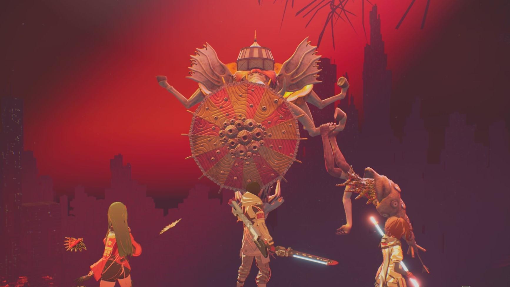 Scarlet Nexus Dominus Circus