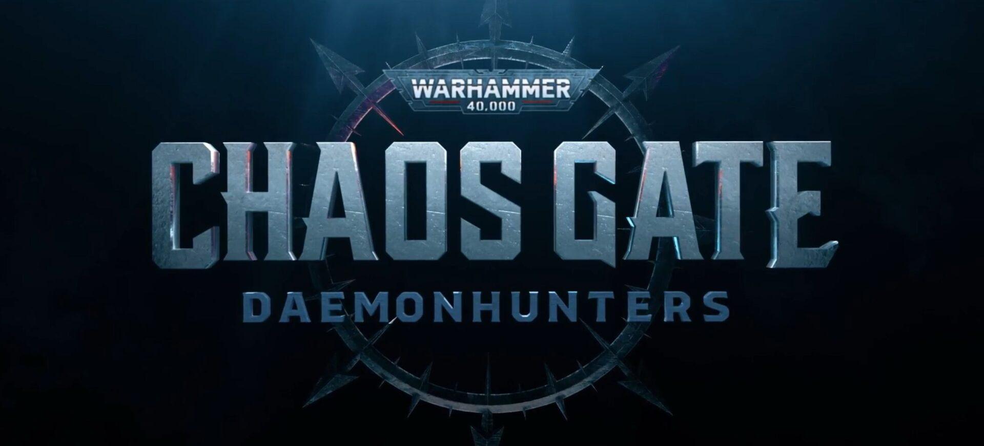 Warhammer 40,000 Chaos Gate Demonhunters