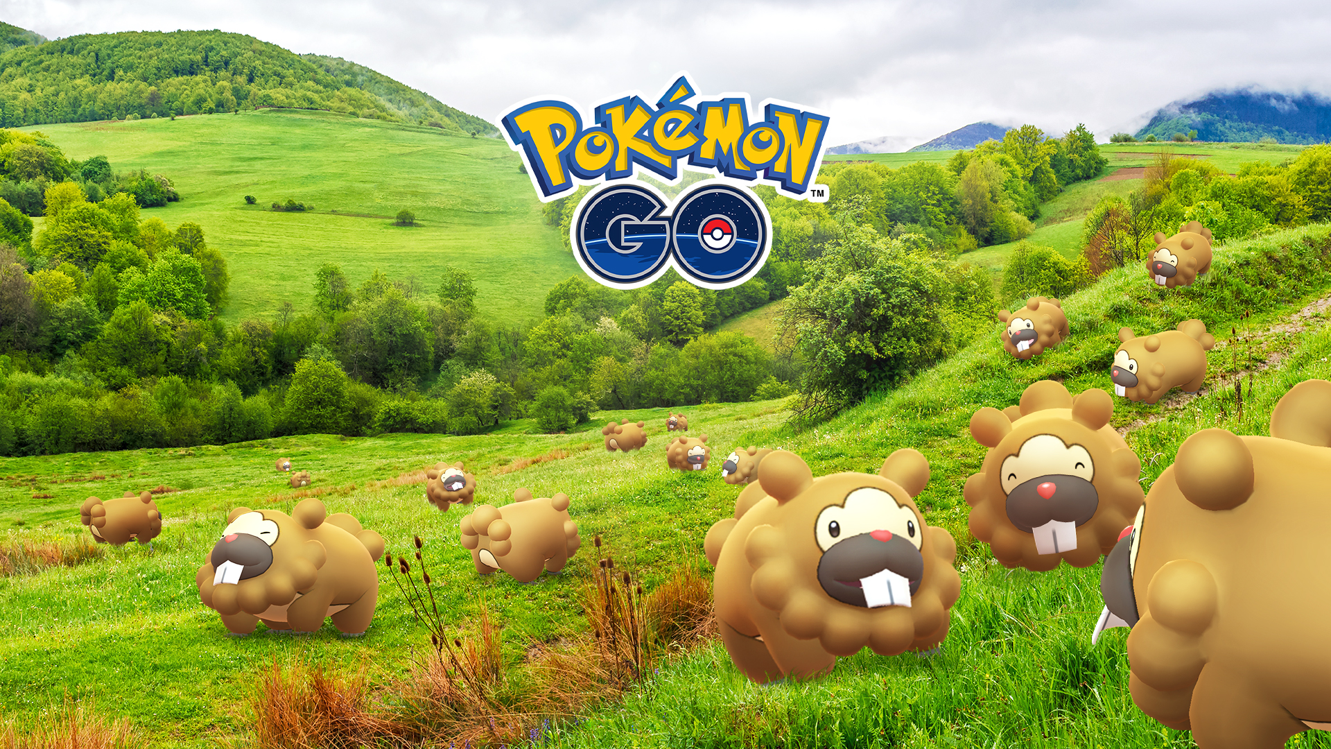 pokemon go bidoof