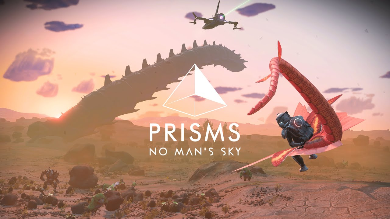 no man's sky, prisms update
