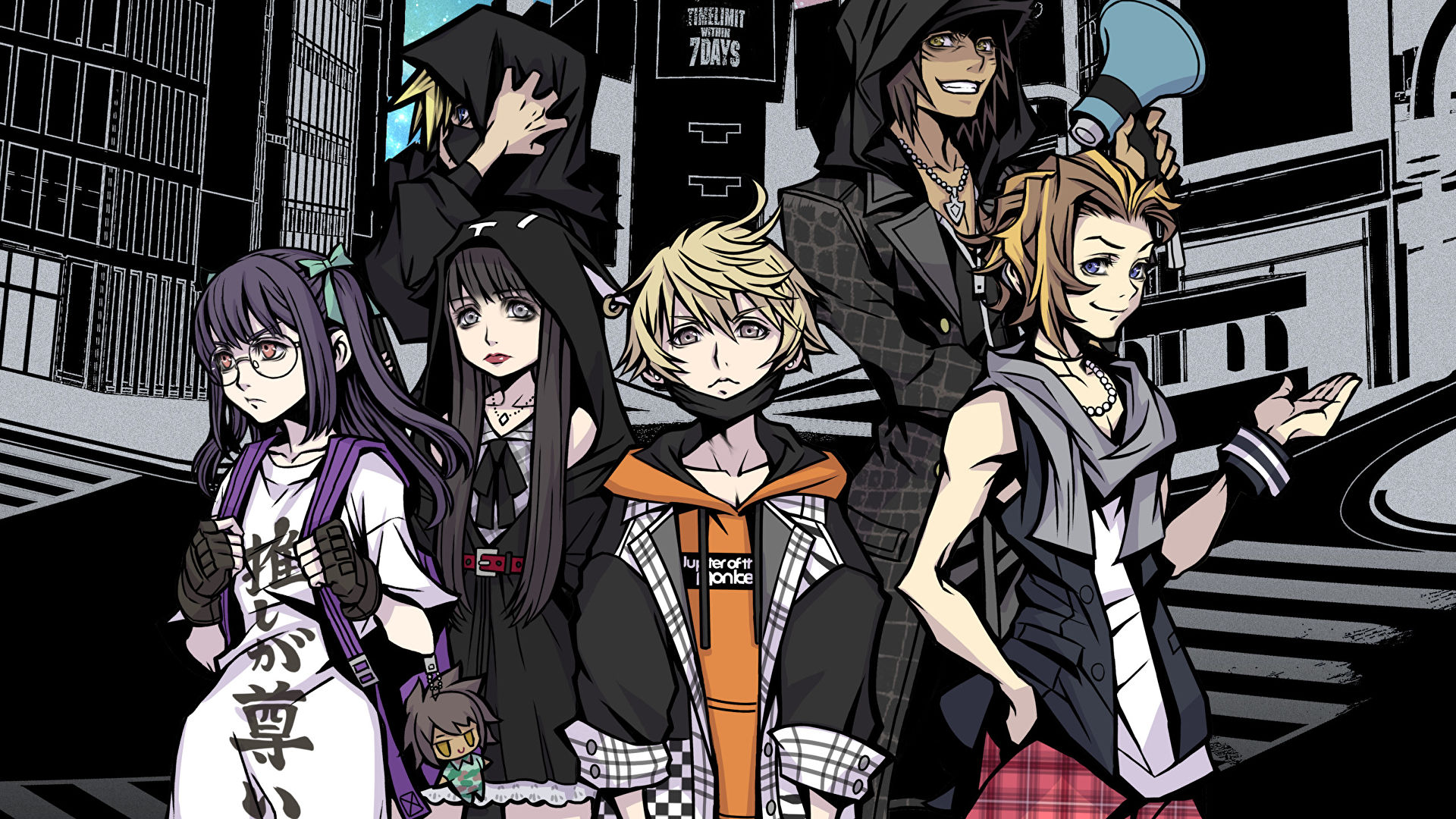 NEO: The World Ends With You Preview