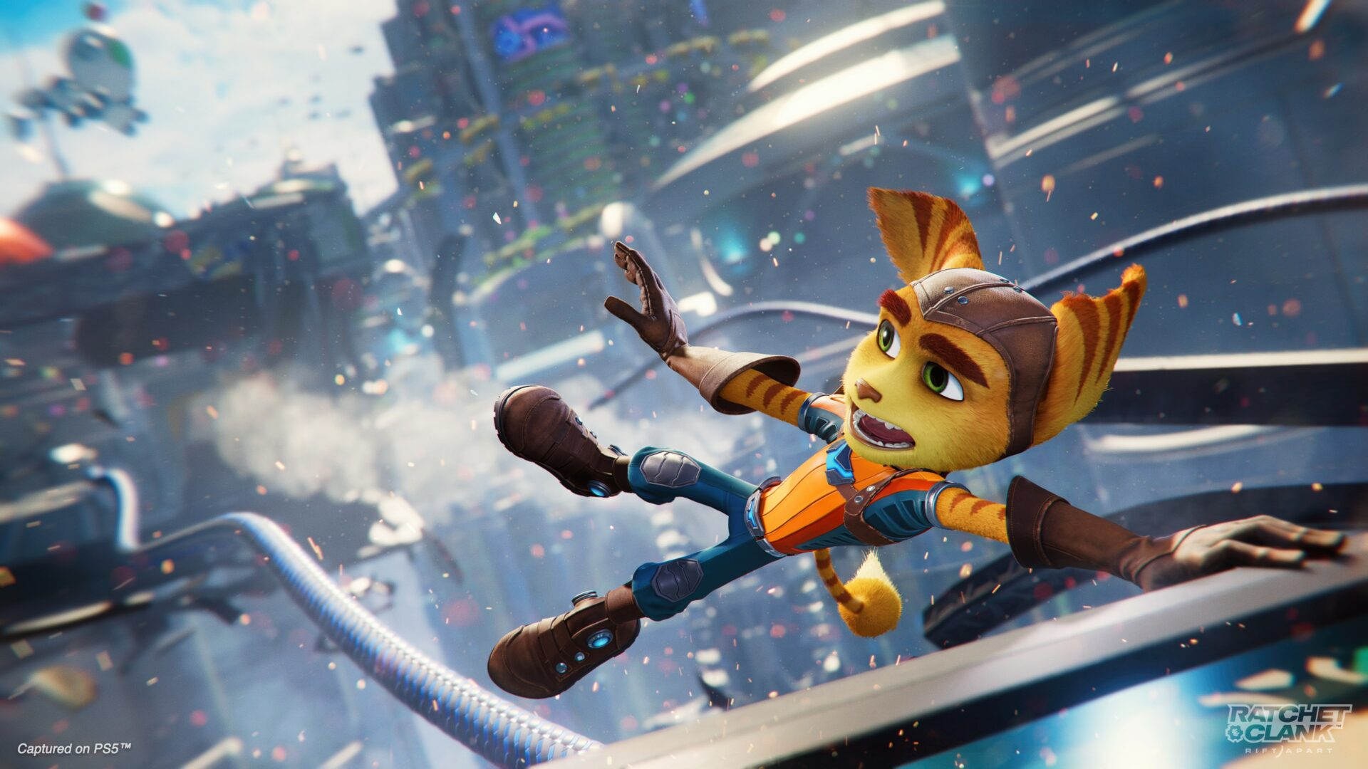 Ratchet & Clank Rift Apart How to Fast Travel