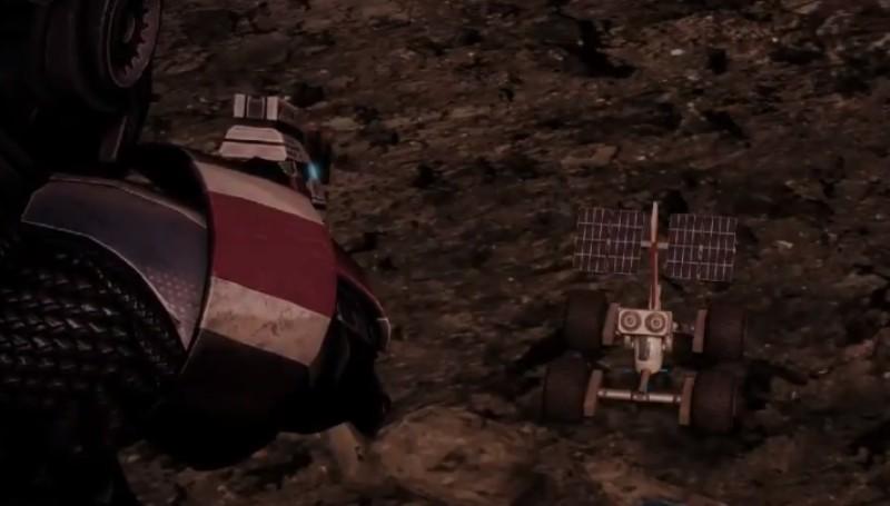 Mass Effect 3 Mars Rover
