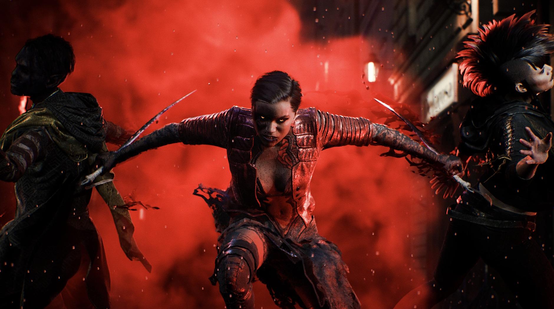 Vampire the Masquerade: Blood Hunt