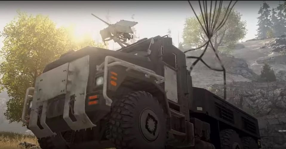 warzone armored truck