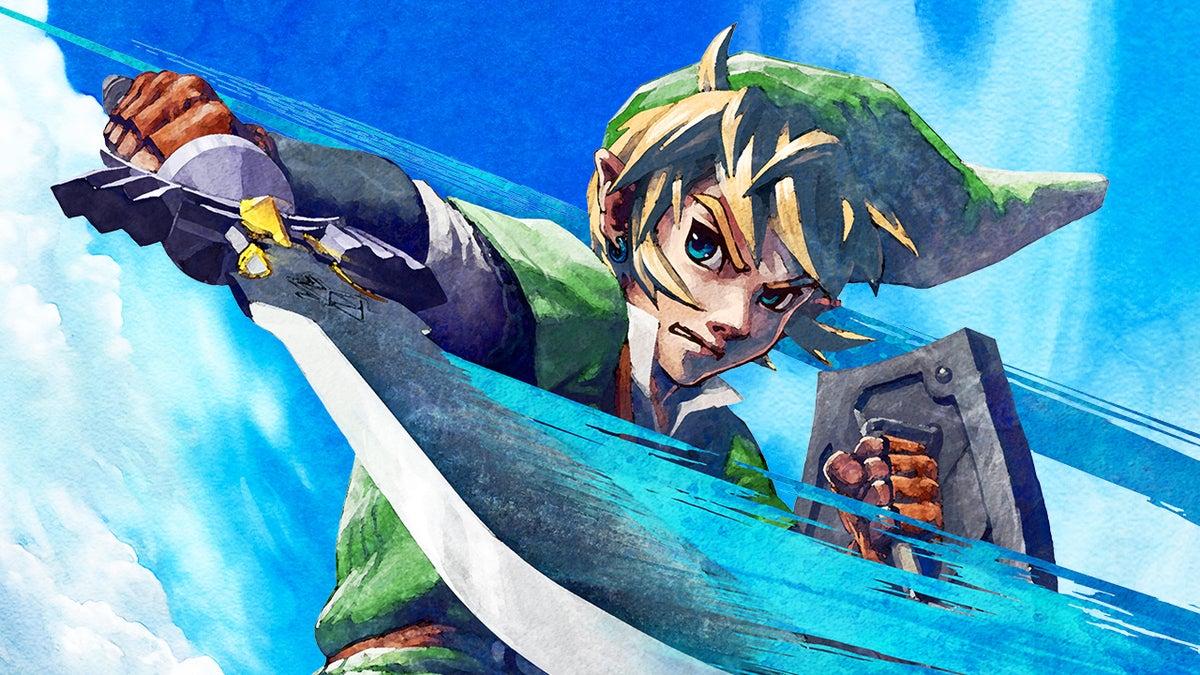 Skyward sword hd wiki