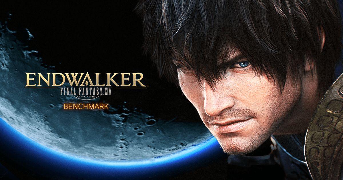 Final Fantasy XIV Endwalker Benchmark