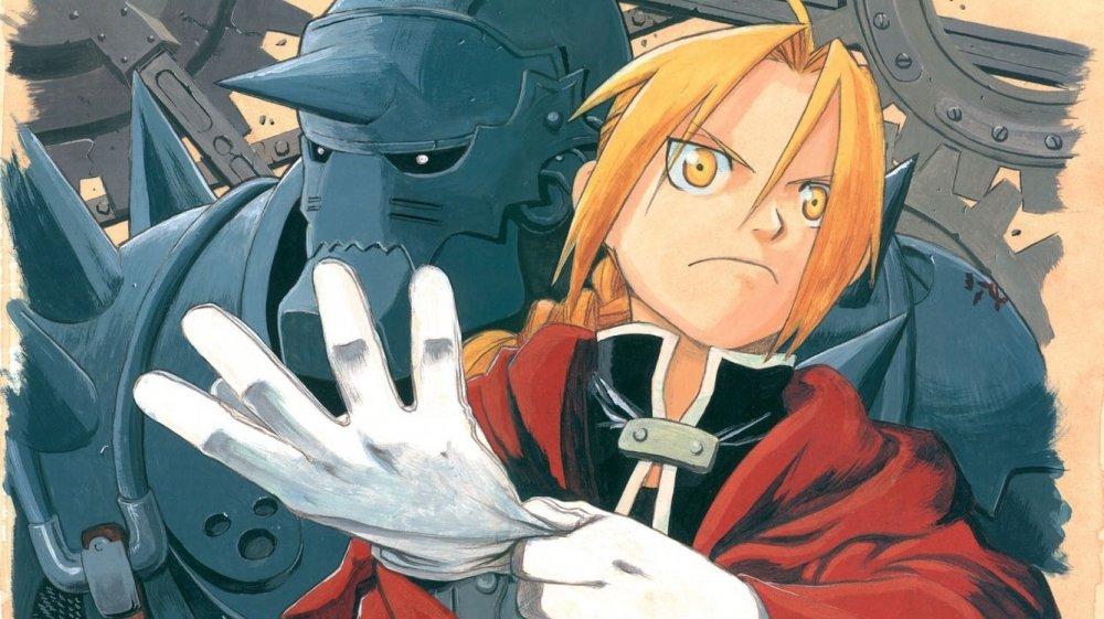 Fullmetal Alchemist anniversary