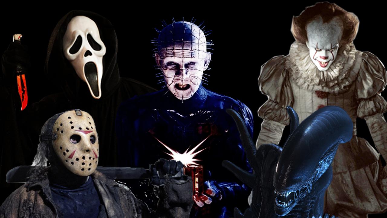 Horror Icons Quiz
