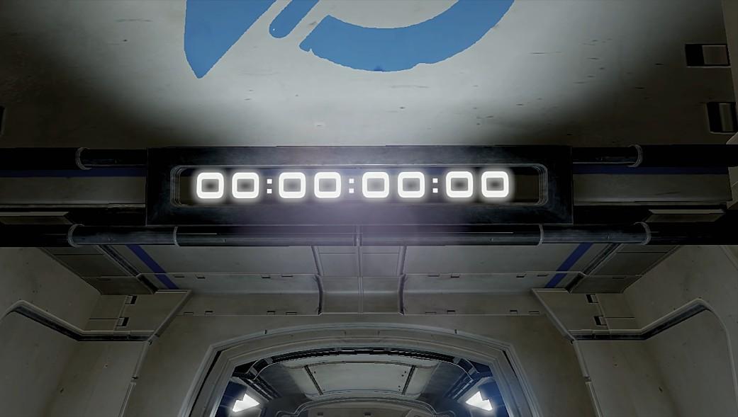Mass Effect Arrival