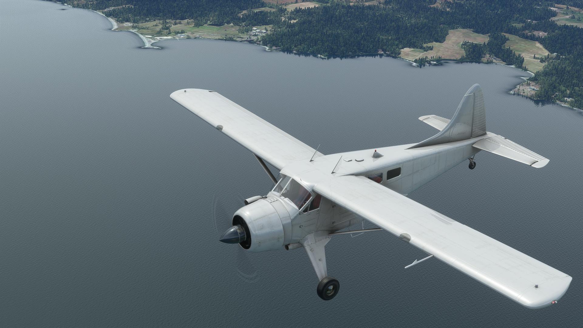 Microsoft Flight Simulator Beaver
