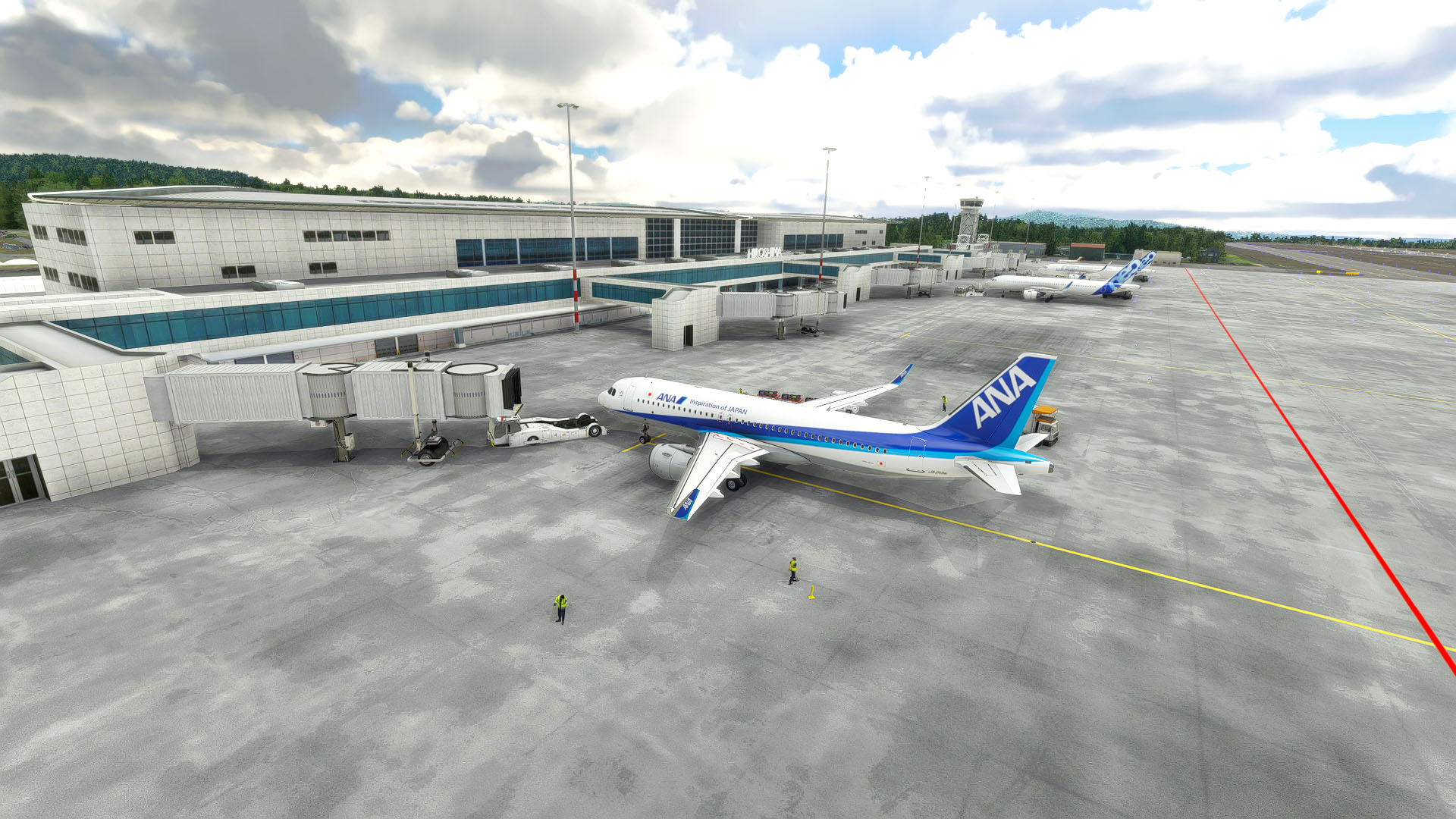Microsoft Flight Simulator Hiroshima