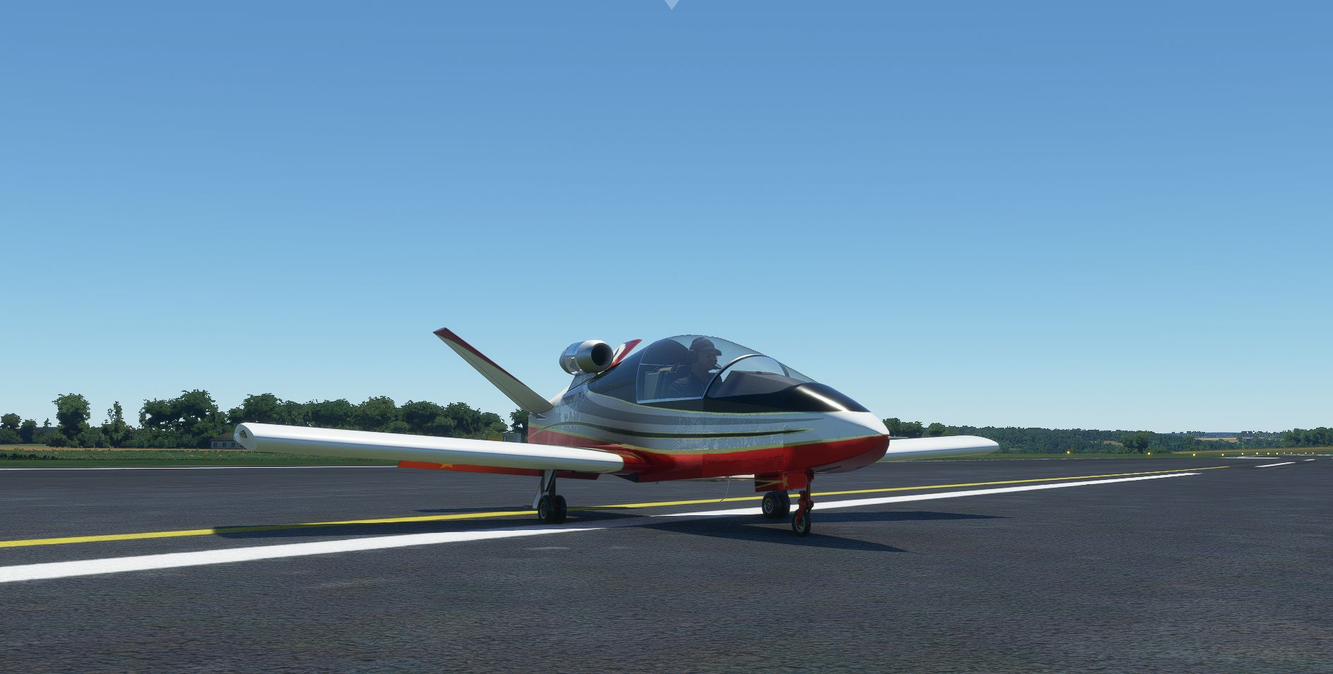 Microsoft Flight Simulator Subsonex