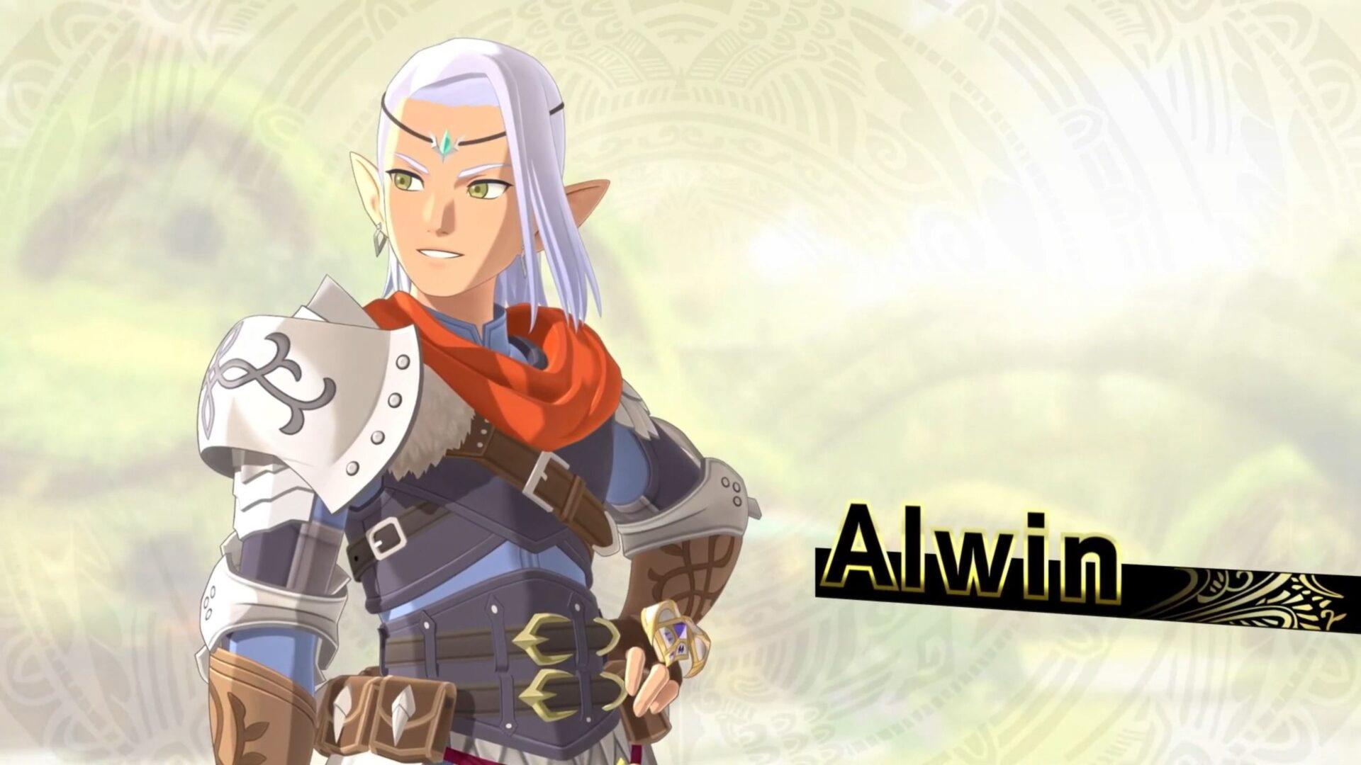 Monster Hunter Stories 2 Alwin