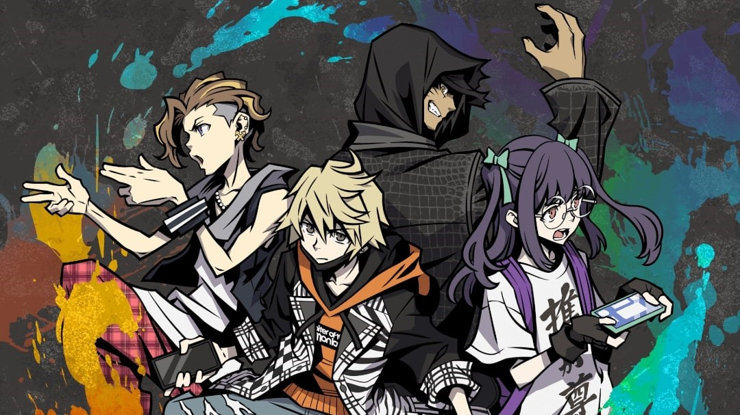 NEO The world ends with you scan